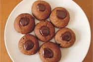 Λαχταριστά νηστίσιμα μπισκότα με σοκολάτα