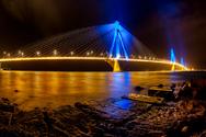 H Γέφυρα Ρίου - Αντιρρίου σε... fast forward (video)