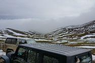 H Λέσχη 4Χ4 Πάτρας... ανηφόρισε στο χιονισμένο Πρασούδι (pics)