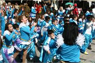Η παρέλαση των μικρών καρναβαλιστών ήταν σαν... παραμύθι - Απέραντο ποτάμι ζωής στο κέντρο της Πάτρας (pics)