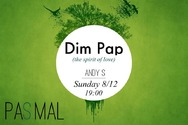Are you ready for Dim Pap? - Party στο Pas Mal!