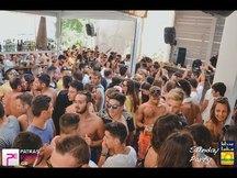 Dj Αngelo & Da Mike στο Blue Lake Sunday party 21-06-15