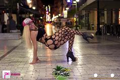 >Black Velvet from Soho Athens @ Cibo Cibo 16-09-14 Part 2/2