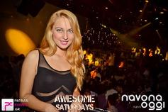 >Awesome Saturdays @ Navona Club di Oggi 18-10-14 Part 1/2