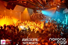 >Awesome Saturdays @ Navona Club di Oggi 18-10-14 Part 2/2