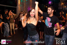 >Salsa and the City Tuesdays - Salsa Dura VS Bachata Passion @ Disco Room 21-10-14 Part 2/2