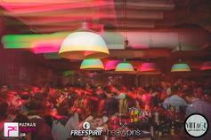 >Freespirit & Heavy Pins & Mario Mentz @ Vintage Cafe - Cocktail Bar 26/10/14 Part 2/2