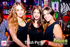 >Double Trash Night @ Mods Club 29-10-14 Part 1/3