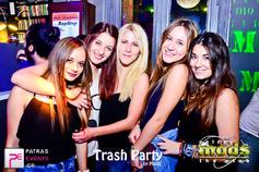 >Double Trash Night στο Mods Club 19-11-14 Part 1/3