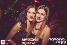 >Awesome Saturdays στο Navona Club di Oggi 22-11-14 Part 1/2