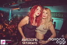 >Awesome Saturdays στο Navona Club di Oggi 22-11-14 Part 2/2