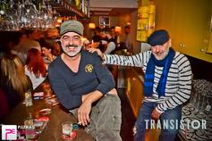 >Οι AHOU Band Live στο Transistor Bistrot  23-11-14