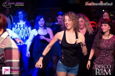>Salsa and the City Thuesdays at Disco Room Club 25-11-14 Part 1/2