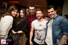 >Andy S - Sunday Sessions at Pas Mal 01/03/15