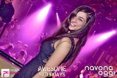 >Awesome Saturdays στο Navona Club di Oggi 28-02-15 Part 1/2