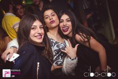 >Crazy Saturdays στο Cibo Cibo 28-02-15 Part 1/2