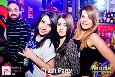 >Trash Night στο Mods Club 04-03-15 Part 1/2