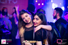 >DJ Alceen & Jäger girls at DC - Dream City Patras 27-03-15 Part 2/2
