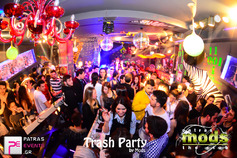 >Trash Night στο Mods Club 15-04-15 Part 2/2