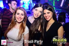 >Trash Night στο Mods Club 22-04-15 Part 1/2