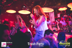 >Trash Party at Mods Club 20-05-15 Part 2/2