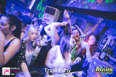 >Trash Party at Mods Club 20-05-15 Part 1/2