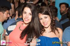 >We love Saturdays στο Space Rio Club 23-05-15 part 2/3