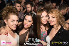 >We love Saturdays στο Space Rio Club 23-05-15 part 3/3
