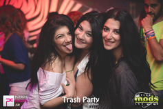 >Trash Party at Mods Club 27-05-15 Part 2/2