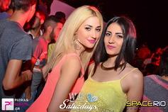 >We love Saturdays στο Space Rio Club 27-06-15 part 1/2