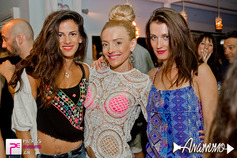 >Saturday Night στο Ανώνυμο Beach Bar Restaurant 27-06-15 Part 1/2