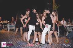 >Blue Horizon Romantic Latin - Tango Party at Πλαζ ΕΟΤ 29-06-15 Part 1/2