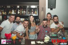 >La Sueno Night με DJ Albi & Toumperleki Show 25-07-15 Part 1/2