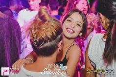 >We love Saturdays στο Space Rio Club 25-07-15 part 1/2