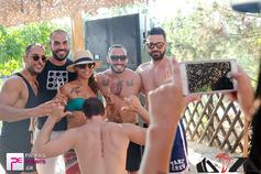 >JMP στο Ibiza Beach Bar - Louros Beach - Μεσολόγγι 25-07-14 Part 1/2