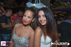 >Saturday Night στο Ανώνυμο Beach Bar Restaurant 25-07-15 Part 2/2