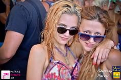 >JMP & Thanasis Dim στο Blue Lake Sunday Party 26-07-15 Part 1/2