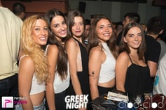 >Greek Night στο Cibo Cibo 31-08-15 Part 1/2