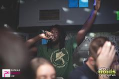 >Bass Delight & MC Yinka at Mods Club 01-10-15
