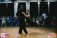 >11th Tango Fiesta Patras at DANCE'arte 03-10-15 Part 3/3