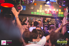 >Trash Party at Mods Club 07-10-15 Part 1/2