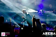 >Σαββατόβραδο στο Arena The Place 10-10-15
