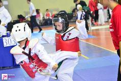 >3d Friendship Game Taekwondo στο κλειστό στάδιο των Ροϊτίκων  22-11-15 Part 1/2