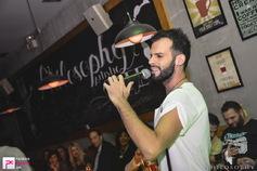 >Παντελής Καστανίδης και Σπύρος Νιάχος Live στο Philosophy Cafe  26-11-15 Part 2/2