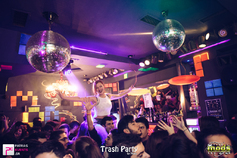 >Trash Party at Mods Club 25-11-15 Part 1/2