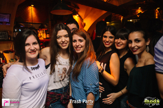 >Trash Party at Mods Club 03-02-16 Part 1/2