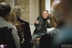 >Ταξίδι γευσιγνωσίας με τον οινοποιό Άγγελο Ρούβαλη στο ξενοδοχείο «Βυζαντινό» 05-02-16