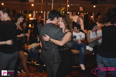>Κοπή πίτας Salsa Eterna στο Θεατράκι Cafe 05-02-16 Part 1/3