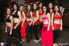>Κοπή πίτας - Dancing Club at Me Gusta 06-02-16 Part 2/3