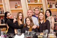 >Σπάστε το στο Riviera Καφέ - Μπαρ - Ακράτας 09-02-16 Part 1/2